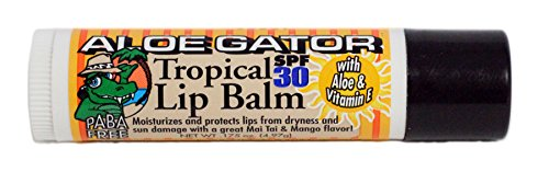 Aloe Gator Lip Balm