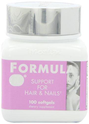 Cheap Naturally Vitamins Formula 50 Support For Hair & Nails, 100 Softgel
