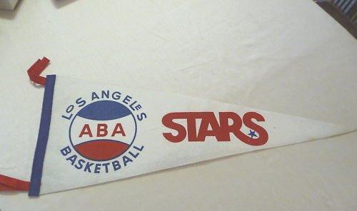 - LA Stars American Basketball Association pennant em