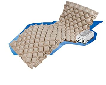 Electric Air Mattress System For Preventing Bed Sores