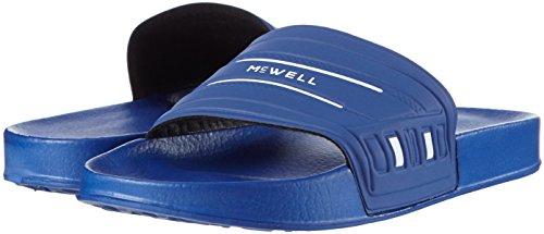 Para hombre sandalias de baño McWELL Azul - azul, blanco