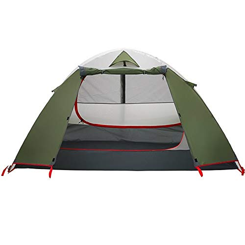 Sports life Outdoor Camping Tents Easy Up,Suitable for 3 Person Family Dome Tent Automatic Setup,Instant Family Tents…