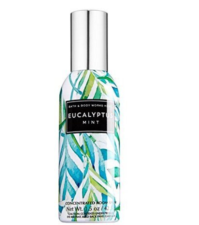 Bath & Body Works Room Perfume Spray Eucalyptus Mint - Spray Concentrated Fragrance Home