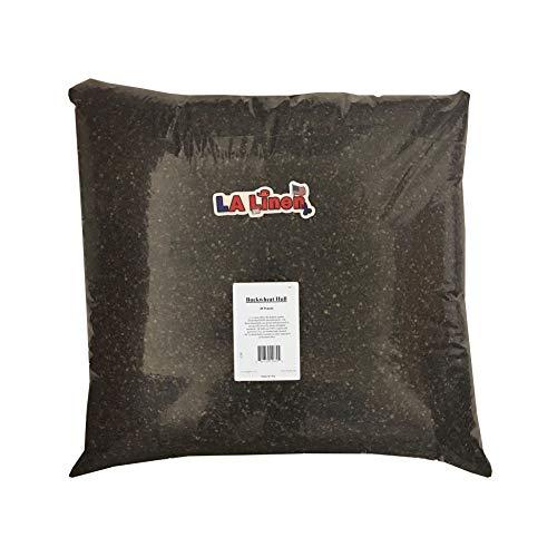 LA Linen Prepackaged Organic Buckwheat Hulls, 40 Pounds