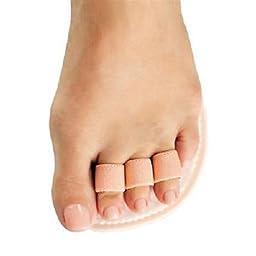 Patterson Medical Budin Toe Splint - Three Toe-Right - Model 55980201