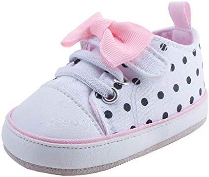 56b1233b9465d Sunbona (TM) Toddler Baby Boys Girls Flat Sneaker Infant Kids Canvas ...