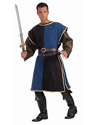 Forum novelties medieval tabard blue black