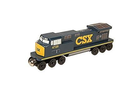Csx C 44 Diesel Engine Toy Train By Whittle Shortline Railroad