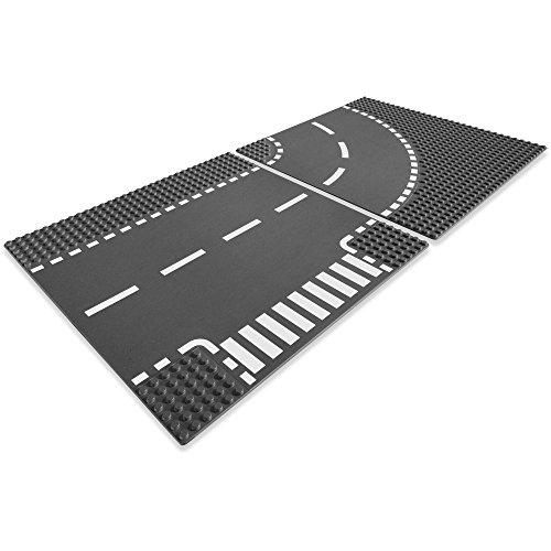 LEGO Street T Junction Platforms 7281