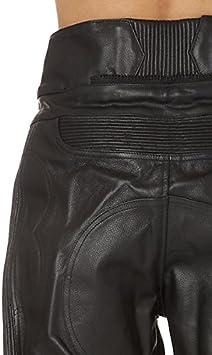 Pantalones Hombre Moto Pantalones para Moto Pantal/ón de Cuero Hombre Pantal/ón con Protecciones Moto Zerimar Pantal/ón Hombre