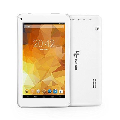 YUNTAB 7 inch Android 4.4 Google Wifi Tablet PC Allwinner A3