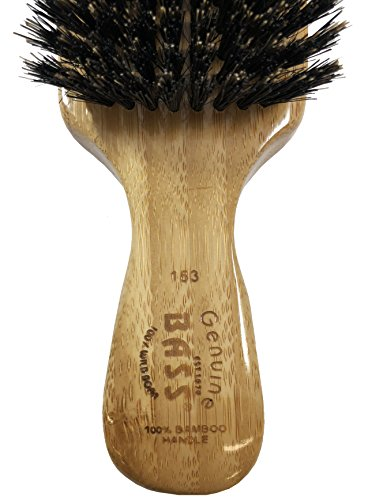 Bass Brushes 100 Wild Boar Bristle Classic Men S Club