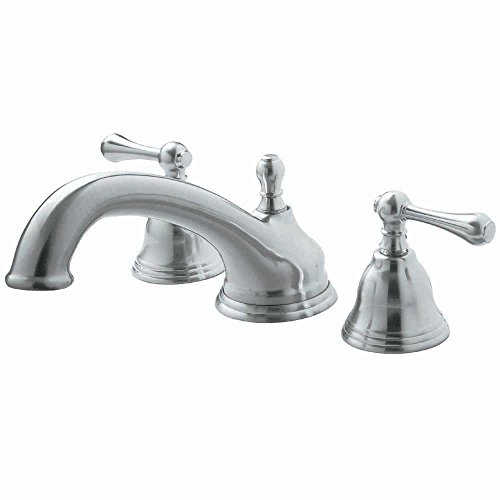 Pegasus FR2B5001BN 1000 Series Roman Tub Faucet, Brushed Nickel