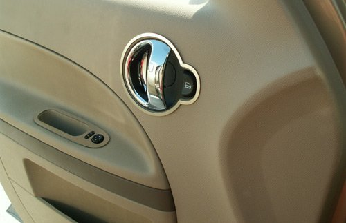 Amazon.com Interior inside Driver Side Left Hand Chrome Door Handle Replacement for Chevrolet Chevy HHR 2006 2007 2008 2009 2010 2011 Home Improvement & Amazon.com: Interior inside Driver Side Left Hand Chrome Door Handle ...