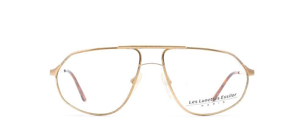 Essilor - Montures de lunettes - Homme Or doré  Amazon.fr  Vêtements et  accessoires 719c33d1eebe