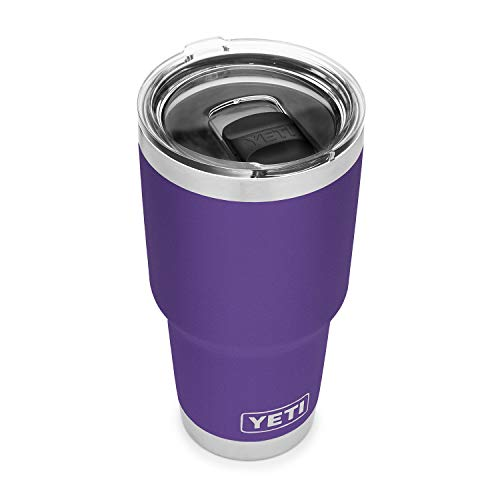 YETI Peak Purple Rambler Tumbler 30 Ounce, 1 EA (Purple Cup Tumbler)