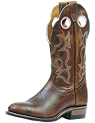 Boulet Womens Spice Rider Cowgirl Boot Round Toe - 297