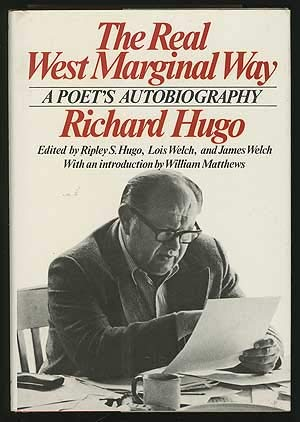 Image for The real West marginal way: A poet's autobiography