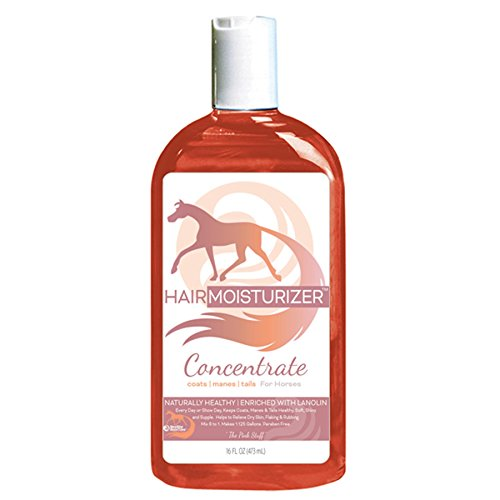 Healthy Hair Care Products 16 fl oz CONCENTRATE Hair Moisturizer for Horses Makes Up To One Gallon by Healthy Hair Care Products