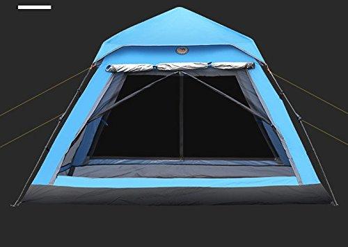Xmaker Camping, Automatische Zelt, Multi-Mann-Outdoor-Camping, Regensicher Outdoor-Survival-Ausrüstung Zelt