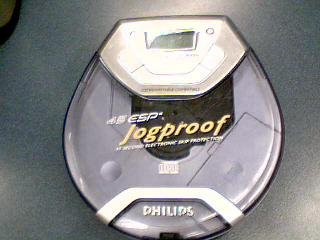 philips portable cd player - 7