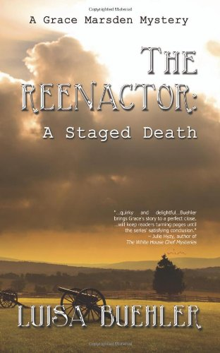 book cover of The Reenactor