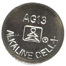 AG13/LR44 Alkaline Button Cell Battery - 10 pack