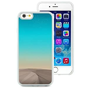 Custom Designed Cover Case For iPhone 6 4.7 Inch TPU With Poly Hill (2) Phone Case Diy ka ka case