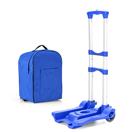 Price comparison product image Portable Luggage Carts Folding Hand Truck For Carry Cargo,  Travel