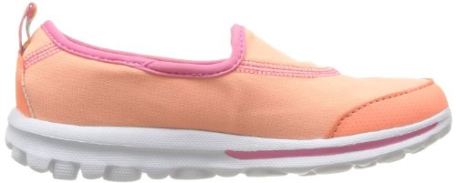 Skechers GO Walk Mädchen Sneakers Orange (CRHP)