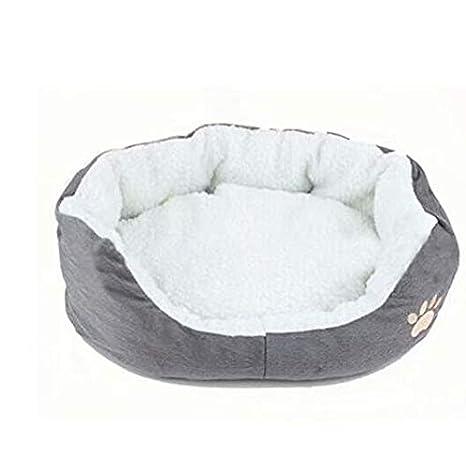 1 cojín redondo o ovalado en forma de cojín para perro/gato ...