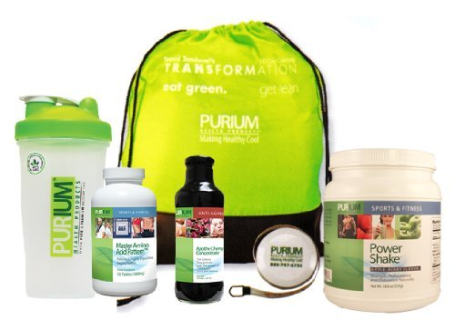 Purium 10 day Transformation Pack Flavor product image