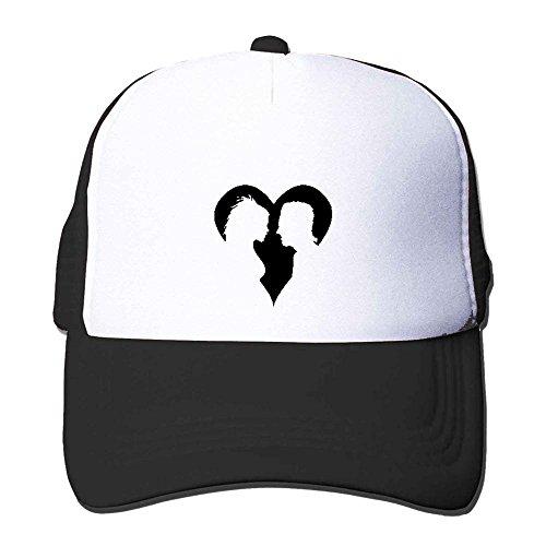 Mcczox-Die-Antwoord-tour-fashion-Mesh-Hat-Black