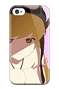 blondes bakemonogatari oshino Anime Pop Culture Hard Plastic iPhone 4/4s cases