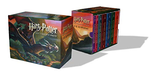 Harry Potter Paperback Box Set (Books 1-7) (Christmas Classics List Movie)