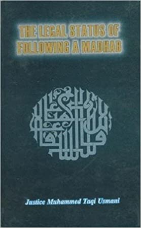 how to choose a madhab