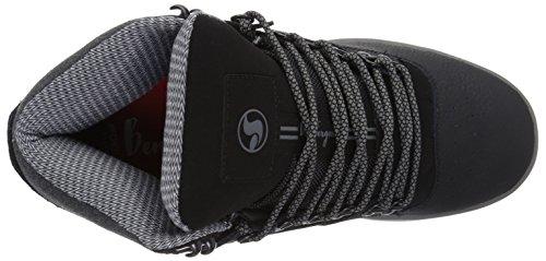 Dvs Chaussures Westridge Black Leather Ferguson