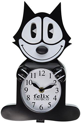 Felix Cat 3 D Motion Clock product image