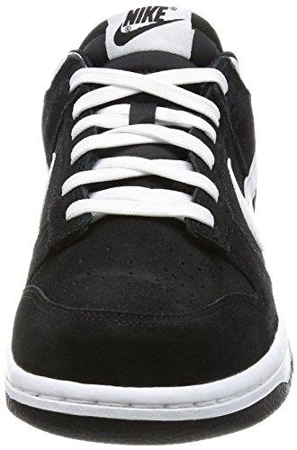 White Dunk Black 001 Uomo Low Nike Scarpe Basket Da gp0FWw