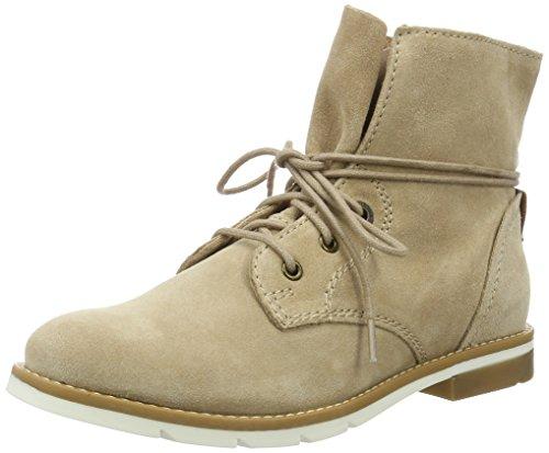 s.Oliver Damen 25203 Chukka Boots Beige (NUDE 250)