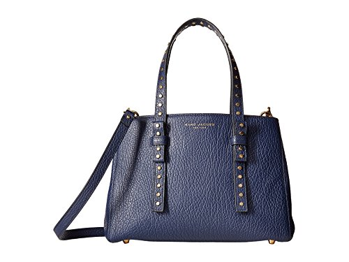 Marc Jacobs Women's Mini T Tote, Midnight Blue, One Size