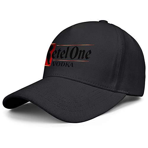 Unisex Low Baseball Cap Ketel-One-Vodka Profile Embroidered Cotton Adult Cap