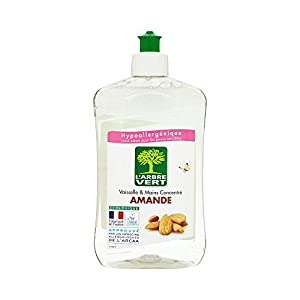 L'Arbre Vert – Liquide Vaisselle – Amande – 500 ml