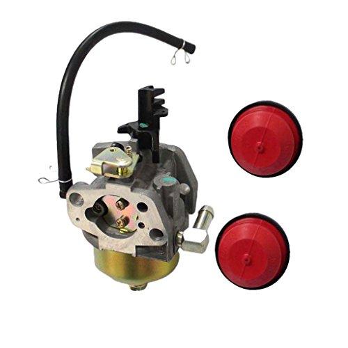 HURI Carburetor with Primer Bulb for MTD Troy Bilt Cub Cadet Snowblower 951-14026A 951-14027A 951-10638A
