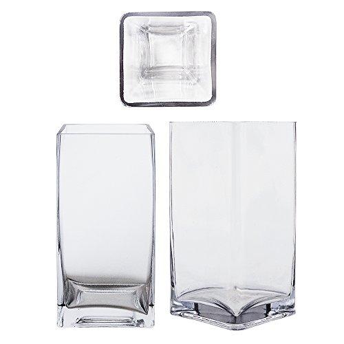 Square 8 Vase (Mega Vases - 4