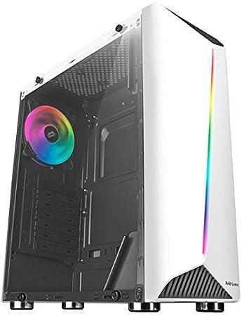 PC'S GAMING - PC Gamer *Rebajas Abril* (CPU 4 x 3,70Ghz, T. Gráfica AMD Vega 8, HDD 2TB, Ram 16GB, Windows 10 64 bits)+WiFi de Regalo. pc Gaming, pc para Juegos, Ordenador Juegos