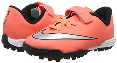 Da Arancione Mango Mercurial bright metallic Vortex hyper Nike Unisex Scarpe Ii Calcio Silver – Bambini v Turquoise Tf PYBOwq