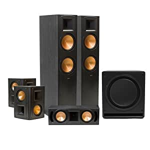 Klipsch RF-82ii Home Theater System - Includes The SW310 Klipsch Subwoofer