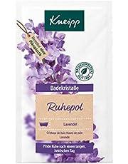 Kneipp Badkristallen rustpol, lavendel, vind rust na een lange, hectische dag, 60 g