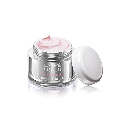 41XlLgSsq1L - Lakme Perfect Radiance Fairness Day Crème, 50g for Rs 199 (29% off)